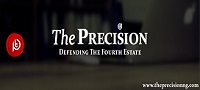 the precision logo